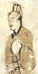 china ink painting Han dynasty rumors excerpt Gentlemen_in_conversation,_Eastern_Han_Dynasty