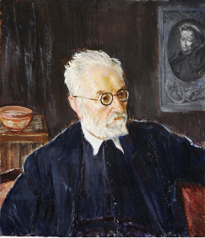 Unamuno portrait2 public Prado Artist not known jpg